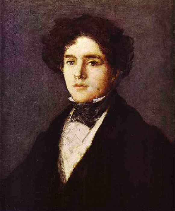 Мариано Гойя, внук художника. Франсиско Хосе де Гойя-и-Лусьентес