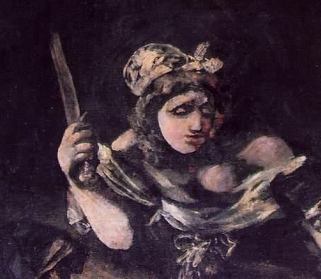 judith zoom. Francisco Jose De Goya y Lucientes