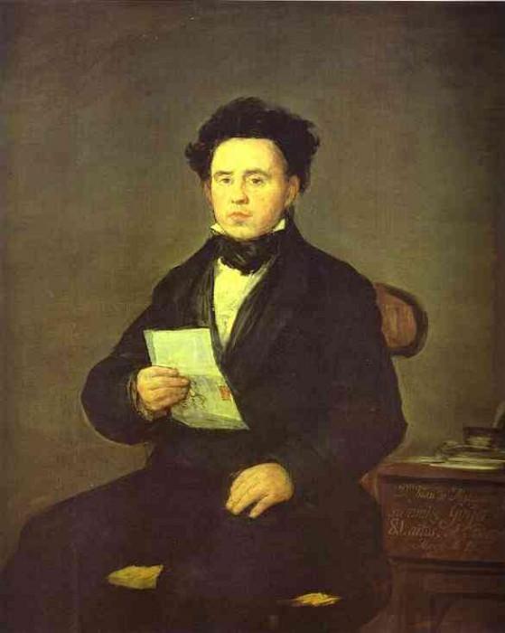 Juan Bautista de Maguiro. Francisco Jose De Goya y Lucientes