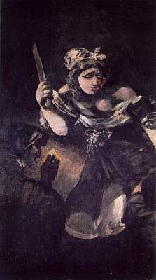 judith zoom. Francisco Jose De Goya y Lucientes