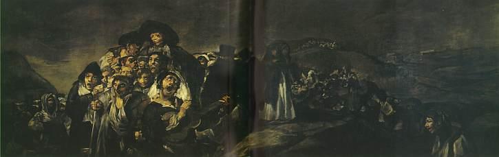 st isidore zoom. Francisco Jose De Goya y Lucientes