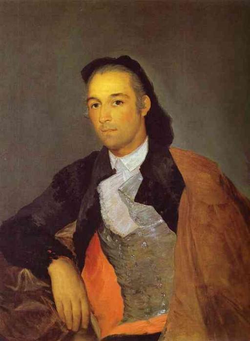 Pedro Romero. Francisco Jose De Goya y Lucientes