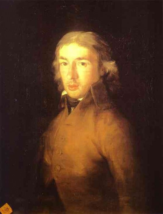 Leandro Fernendez de Moratin. Francisco Jose De Goya y Lucientes