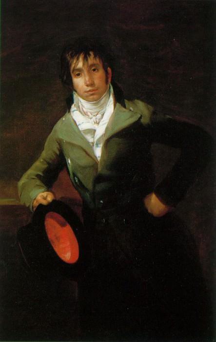 Bartolome Sureda Y Miserol. Francisco Jose De Goya y Lucientes