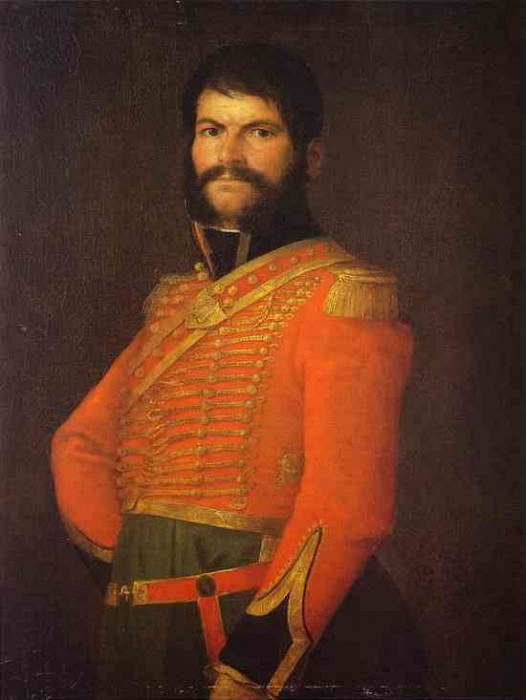 Juan Martin Diaz, El Empecinado. Francisco Jose De Goya y Lucientes