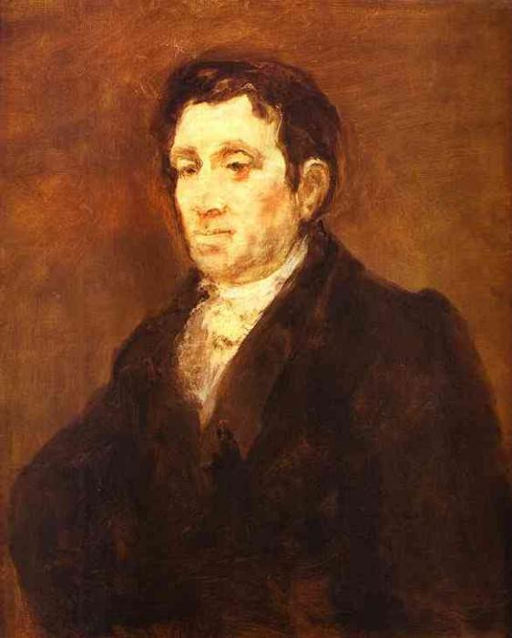 Jose Pio de Molina. Francisco Jose De Goya y Lucientes
