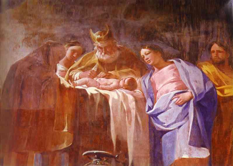 Circumcision. Francisco Jose De Goya y Lucientes