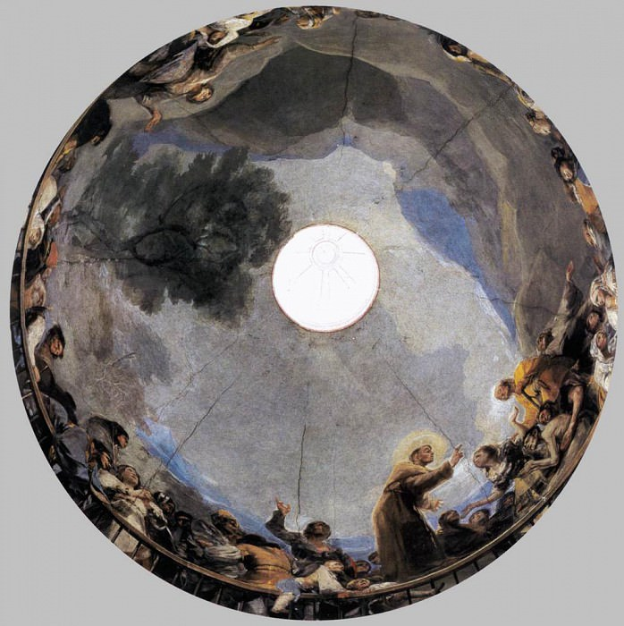 The Miracle of St Anthony. Francisco Jose De Goya y Lucientes