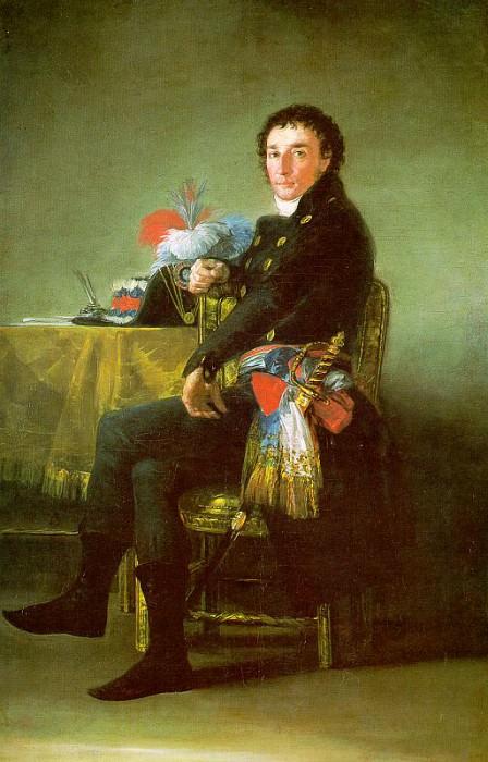 Ferdinand Guillemardet. Francisco Jose De Goya y Lucientes