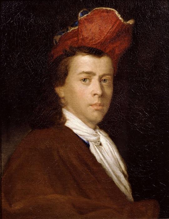 Портрет мужчины. Витторе Джузеппе Гисланди