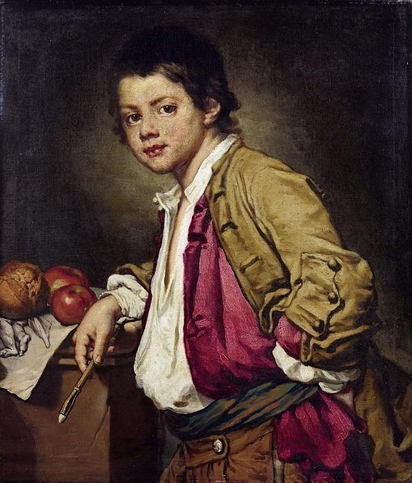 Портрет молодого художника. Витторе Джузеппе Гисланди