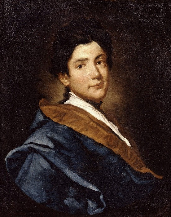 Портрет молодого человека. Витторе Джузеппе Гисланди