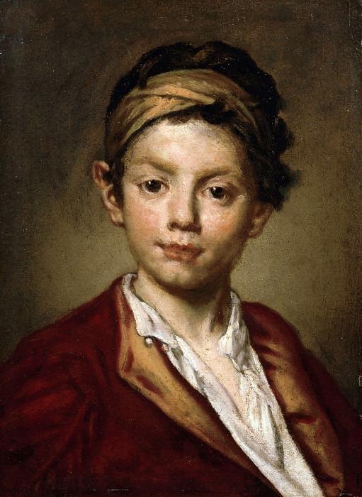 Портрет юноши. Витторе Джузеппе Гисланди
