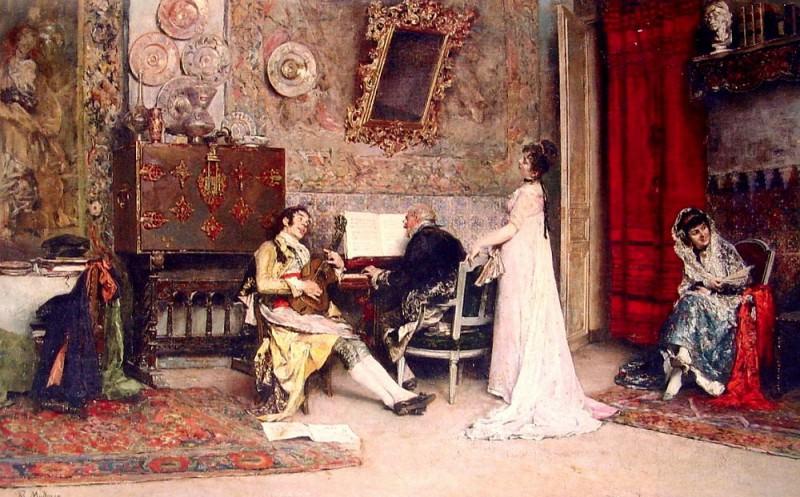 #12153. Raimundo de Madrazo y Garreta