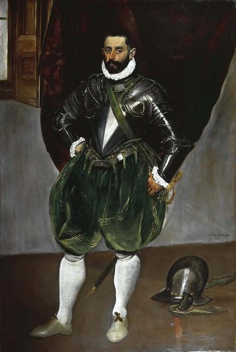 Vincenzo Anastagi. El Greco