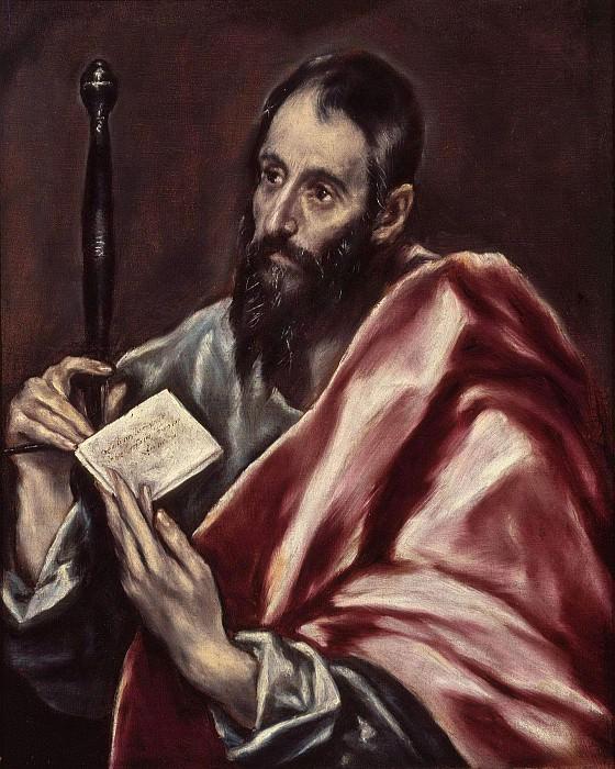 St. Paul. El Greco