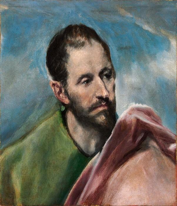 Saint James the Younger. El Greco