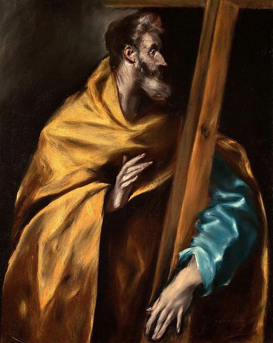 Saint Philip. El Greco