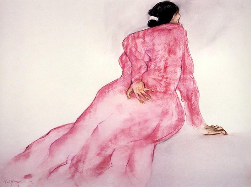 Gorman, RC - Untitled, 1981 (end. Rudolph Carl Gorman