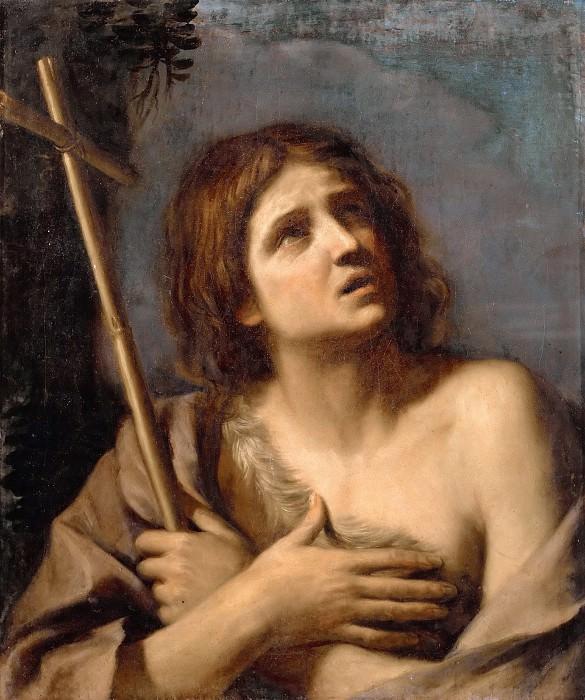 Иоанн Креститель. Гверчино (Джованни Франческо Барбьери)