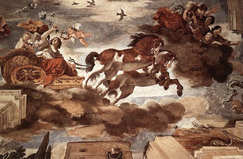 Aurora. Guercino (Giovanni Francesco Barbieri)