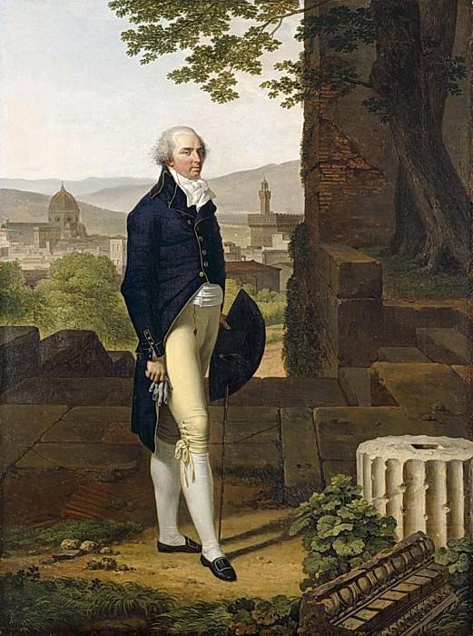 Sir Godfrey Vassall Webster. Louis Gauffier