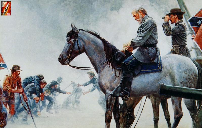 Final Defeat. Gettysburg