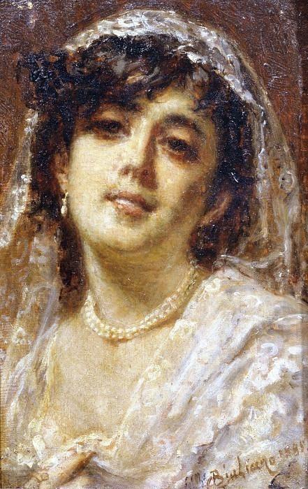 Женский портрет. Джулиано Бартоломео