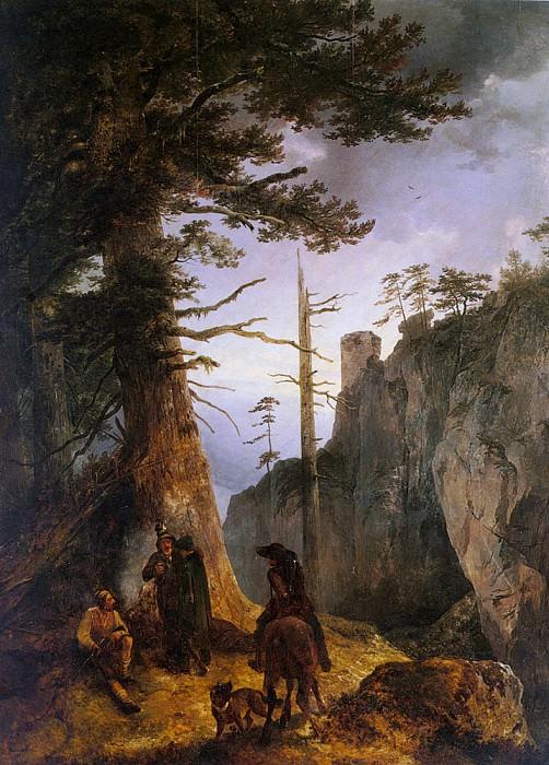 Охотник-одиночка. Фридрих Гауэрман