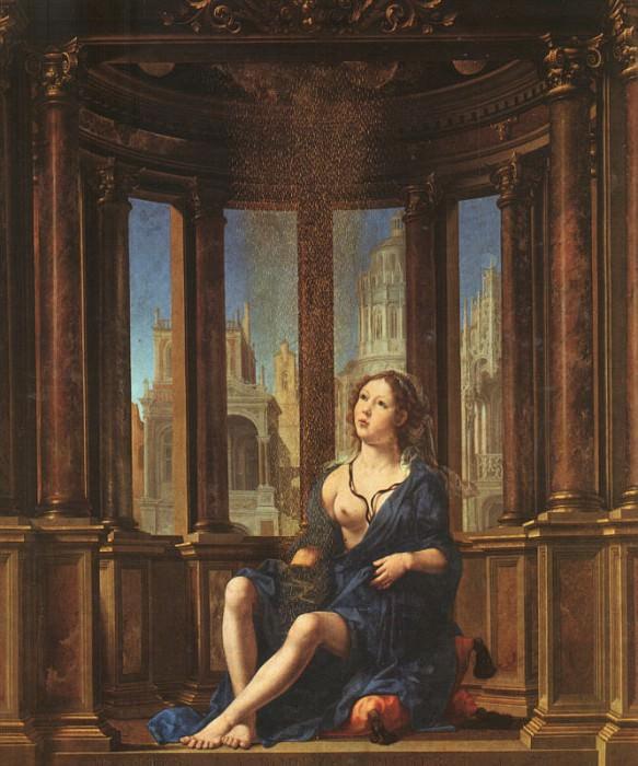 Даная, 1527. Мабюз Ян Госсарт