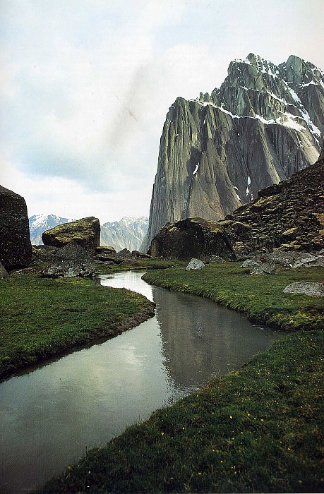 Funny 185. Гален Роуэлл - гора света