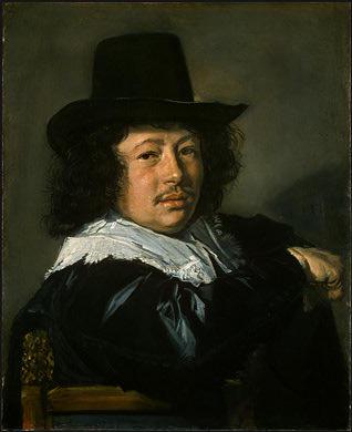 ПОРТРЕТ МОЛОДОГО ЧЕЛОВЕКА, 1646-48. Франс Халс