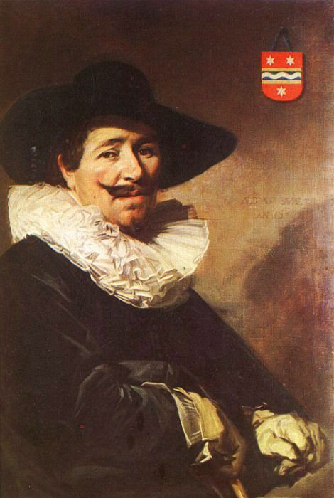 Портрет Андриеса ван дер Хорна. Франс Халс
