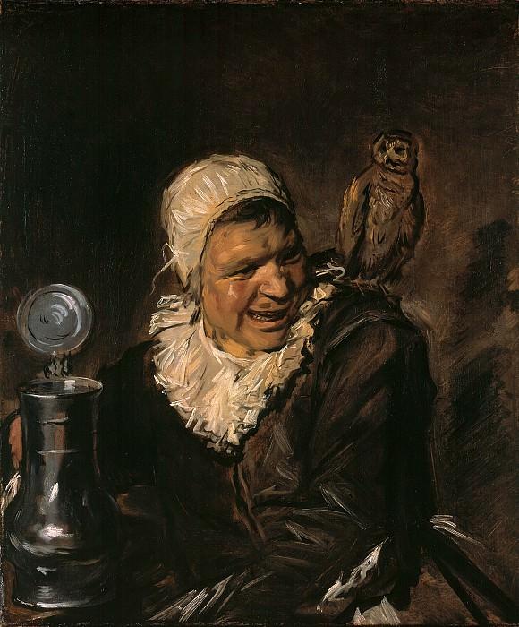 Малле Баббе. Frans Hals (Malle Babbe)