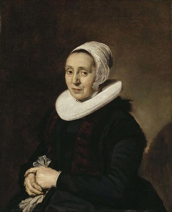 Portrait of a Lady. Frans Hals