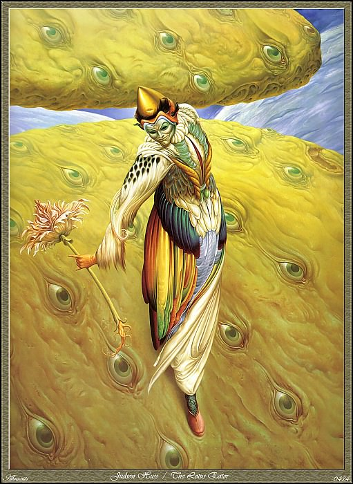 The Lotus Eaters (Abraxsis). Judson Huss