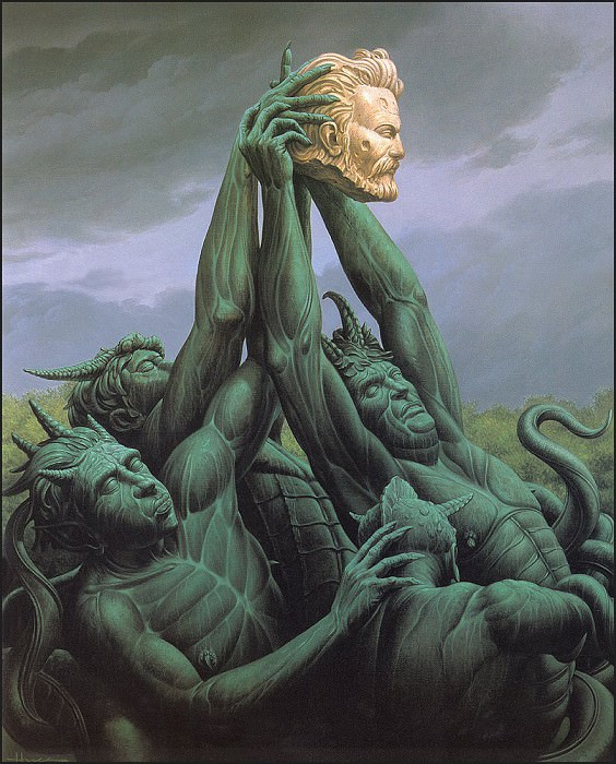 The Monument. Judson Huss