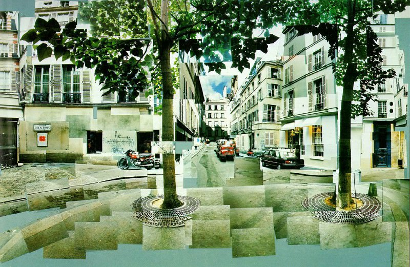 furstenberg-paris. David Hockney