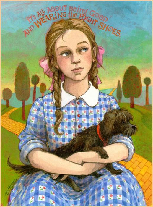A Tribute To Oz. Trina Schart Hyman