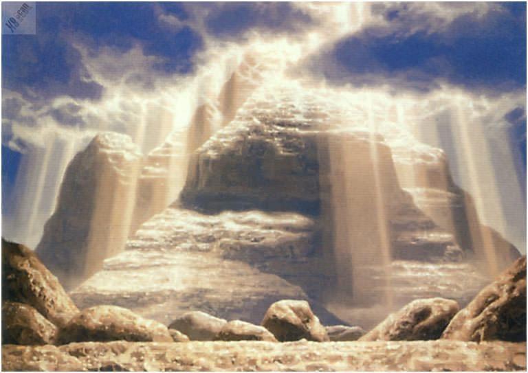 Вечные скалы. Грег Хильдебрандт