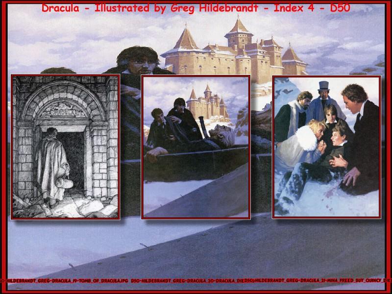 D50 Hildebrandt Greg Dracula Index4. Грег Хильдебрандт