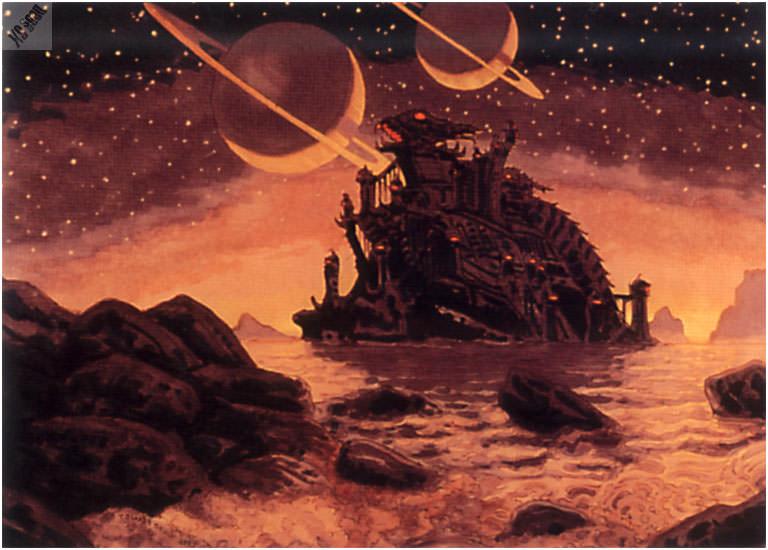 io4f012 theplanets. Грег Хильдебрандт