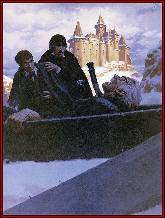 D50 Hildebrandt Greg Dracula 20 Dracula Dies. Грег Хильдебрандт