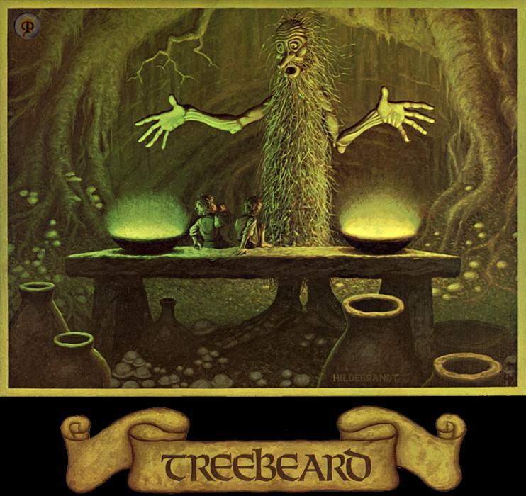pal jrrt15 treebeard bh. Грег Хильдебрандт