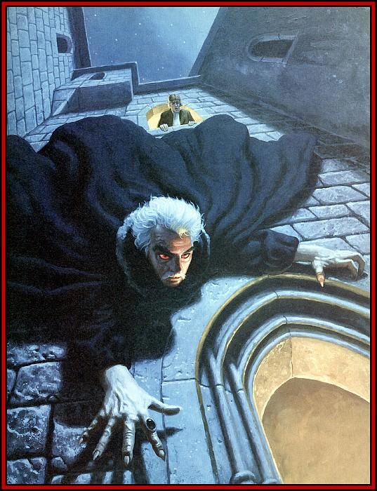 D50 Hildebrandt Greg Dracula 05 Wall Crawling. Грег Хильдебрандт