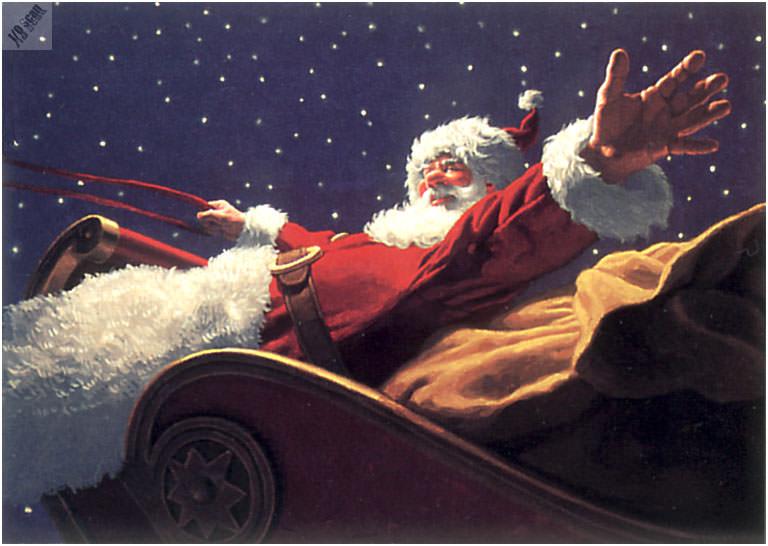 io4f125 SantasFlight. Грег Хильдебрандт