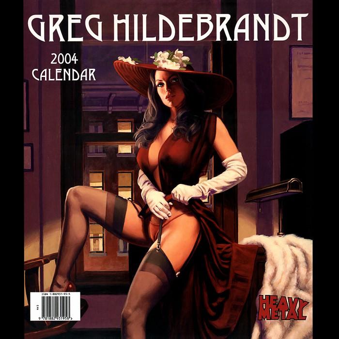 p Greg Hildebrandt Cal2004 Front. Грег Хильдебрандт