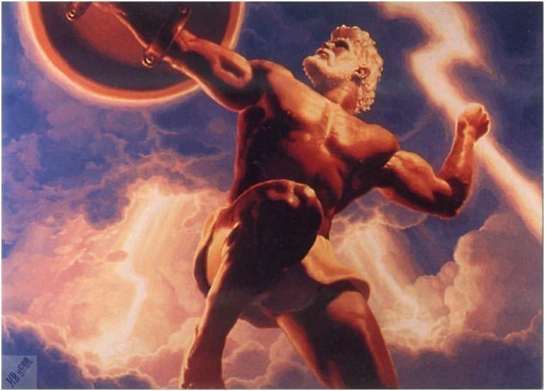 io4f087 Zeus. Грег Хильдебрандт