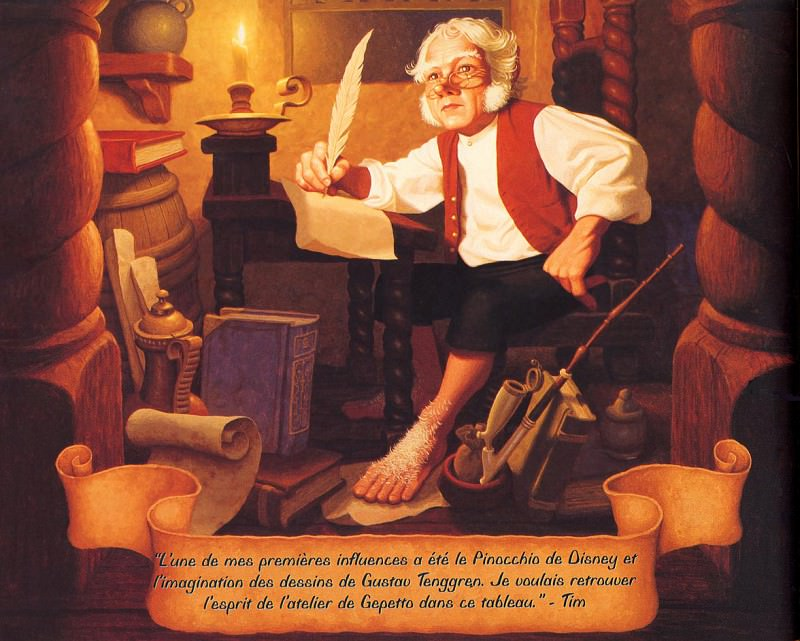 ma Hildebrandt Bilbo a Fondcombe. Грег Хильдебрандт