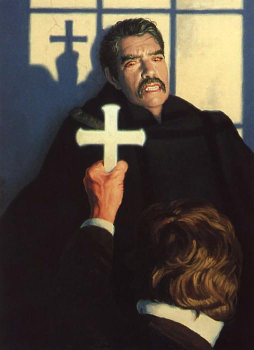 al hildebrandt g c069 dracula the cross. Грег Хильдебрандт
